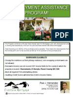 Down Payment Assistance[1]