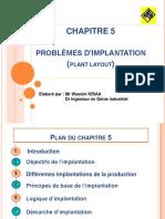 CHAP5.1 Problème d'Implantation Verion2014 2015