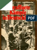 Bewaffnete Kämpfe in Deutschland 1918-1923