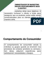 Administração Mercadológica- Comportamento do Consumidor