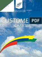 Customer Charter Website