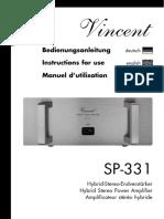 Hfe Vincent Sp-331 en de Fr