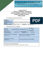 Guia 1 Matematicas - Conjunto y Representacion de Conjunto