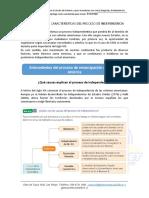 GUIA CLASE 1 160321 CARACTERISTICAS DEL PROCESO DE INDEPENDENCIA 6