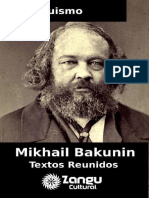 [Coleção Anarquismo] Mikhail Bakunin - Mikhail Bakunin - Textos Escolhidos (2017, Zangu Cultural) - Libgen.lc