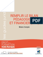 Centre Inffo Mode Demploi Bpf 2021