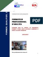 Plaquette Fpa PDF