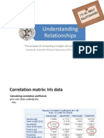 Lecture 4 Understanding Relationships -visualizations
