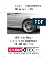BMW M3 E46_Rear Installation Manual_98-137-1471_Rev. B_08-22-05