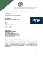 1. Programa 2020 -Medios Tecnología Cultura - Sandra Valdettaro - Maestría en Estudios Culturales (1)