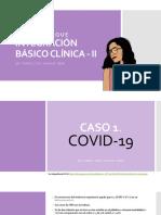 IBC II (COVID-19 y TCE)