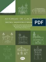 As igrejas de Cachoeira