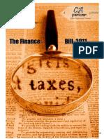 Direct Tax Provisions - Finance Bill 2011