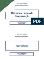 1 - Introdução a Programação