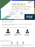 Case 4 Rideau Artisan Chandlery