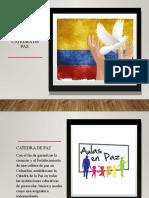 Diapositivas Catedra Por La Paz