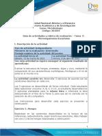 Guía de actividades y Rúbrica de evaluación - Unidad 2 - Tarea 3 - Microorganismos Eucariotas (1)