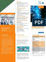 Blockchain Distributed Ledger Technologies M ENG 0318 Web
