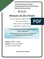 Le rôle multidimensionnel de l'administration des douanes algérienne