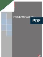 Proyecto SIGA-WEB-2010 RSC