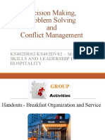 14 -Decision Making and Control