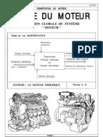 constitution du moteur