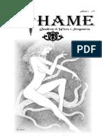 Athame n° 3 - Quaderni di Wicca e Stregoneria