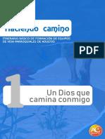 1 Haciendo Camino,Itinerario-Adultos ACG