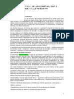 EXAMEN FINAL DE ADMINISTRACIÓN Y POLITICAS PUBLICAS