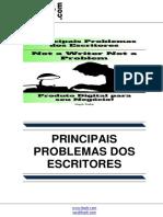Principais Problemas dos Escritores (Not a Writer Not a Problem)