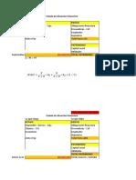 WACC- EVA Excel