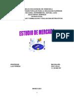 UNIDAD II ESTUDIO DE MECADO