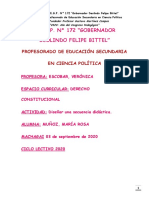 MUÑOZMARIA ROSA_TRABAJO CLASE 9 DERECHO CONSTITUCIONAL