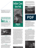 Indian Cave Brochure