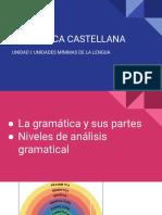 UNIDAD 1- Castellana