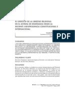 Dialnet-ElEjercicioDeLaLibertadReligiosaEnElSistemaDeEnsen-3774202