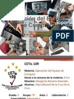 Cuaderno Electronico - Operacion del Equipo de Computo