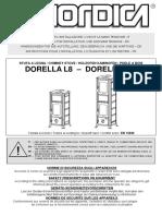 Dorella l8 Manuale Utente