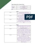cba 1 scheme of work tel