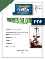 FUENTES DEL DERECHO GRUPO 5 Abigail Gomez
