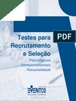Testes Psicológicos para Recrutamento e Seleção_Ebook_Eventos RH