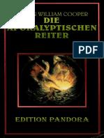 Cooper Milton William Die Apokalyptischen Reiter 1996 529 S.