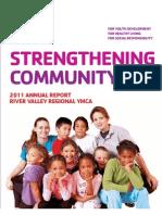 2011 Annual Report RVR YMCA Web