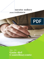 2-Guia 20 - Guía Impuesto sobre Sucesiones