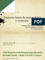 Presentation Oxitocina y TLP
