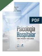 Psicologia Hospitalar - Teoria, Aplicações e Casos Clínicos, 3ª Edição - BAPTISTA, Makilim Nunes; DIAS, Rosana Righetto