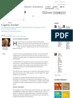 E agora, Escola_ – Jornal da USP