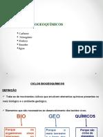 CiclosBiogeoquimicos 20.03.17