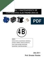 Operacion y Mantenimiento de Componentes Electromecanicos Parte 1