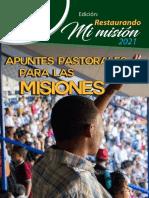 Cartilla Misiones Extranjeras